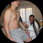 Terheléses EKG