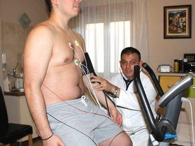Terheléses EKG vizsgálat dr Malkócs Zsolt